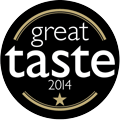 Winner of Great Taste Award 2014