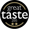 Winner of Great Taste Award 2015
